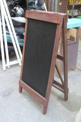 zakka糖果臘腸鄉村雜貨坊   木作類..Isma 米字黑板展示架(開店用品櫥窗造景園藝佈置佈景白板架留言板攝影道具)