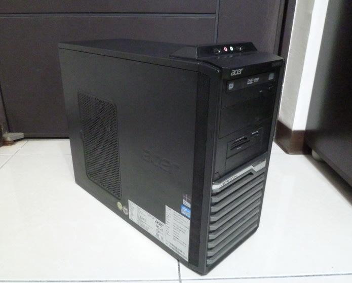 Acer M6620G 八核 桌上型 i7-3770 3.40G 硬碟1TB 記憶體4G USB3.0 - 中壢