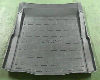 Bmw寶馬,大改款3系列G20防水防塵行李箱橡膠托盤