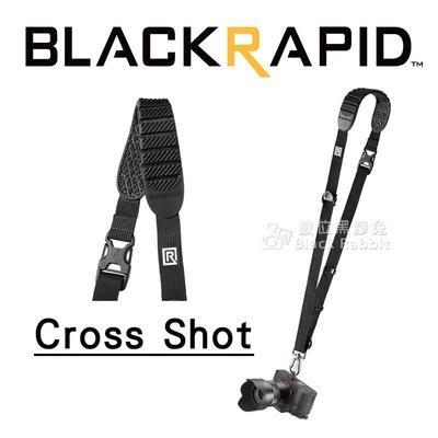 數位黑膠兔【BlackRapid BR RS-Cross Shot 快槍橘遊俠 斜肩版 黑】快拆背帶 快速背帶 減壓背帶 台北市
