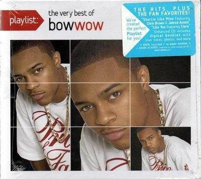 *【正價品】Bow Wow 寶娃 // 巨星金曲精選 ~ 美版 ~ SONY、2011年發行