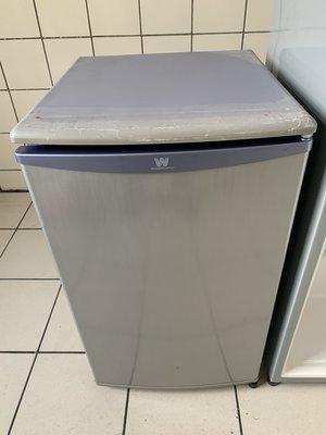 有現貨 新竹二手家電 西屋 91公升單門冰箱 (東元小鮮綠同款) 舊機可回收 另有維修冰箱