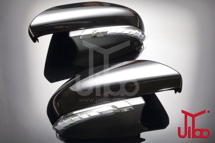 【吉燿部屋】TOYOTA ALTIS12代SIENTA AURIS 外殼(烤漆黑)序列式 跑馬燈 流水燈 後視鏡 方向燈