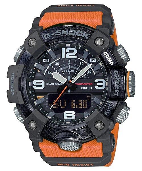 【eWhat億華】CASIO G-SHOCK系列 GG-B100-1A9 MUDMASTER 泥人錶 手錶 平輸 【海外型號 GG-B100-1A9JF】【1】