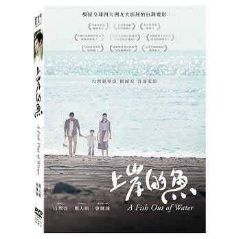 合友唱片 面交 自取 上岸的魚 (DVD) A Fish Out of Water