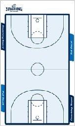 [迦勒=]SPALDING 斯伯丁 籃球 雙面大型戰術板 SPB85004