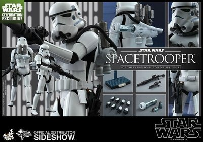 hottoys spacetrooper mms291 star wars exclusive hot toys 太空白兵 星球大戰