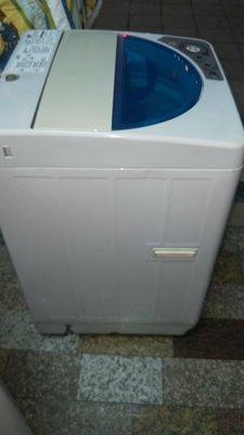中古國際洗衣機7公斤