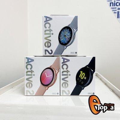 全新 Samsung R820/ R830 Galaxy Watch Active 2 40mm/ 44mm 三色 智能手錶