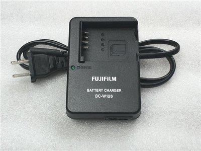 FUJIFILM富士BC-W126原廠充電器 HS30 HS50 HS35 HS33EXR 相機電池NP-W126座充