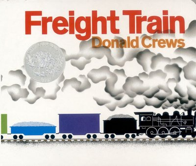 *小貝比的家*FREIGHT TRAIN/平裝書/3-4歲小班/交通工具 Things That Go