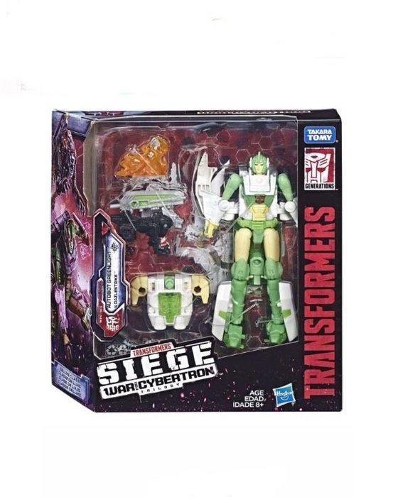 世代系列~賽伯坦之戰、豪華戰將~綠光 Greenlight (TRANSFORMERS 變形金剛)