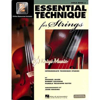 ♫Kaiyi Music♫ Essential elements viola book 3 中提琴教材 樂譜