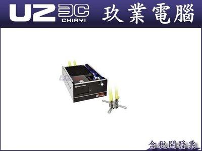 『嘉義U23C全新開發票 』曜越 BigWater 760 Pro DIY水冷散熱系統 散熱 風扇