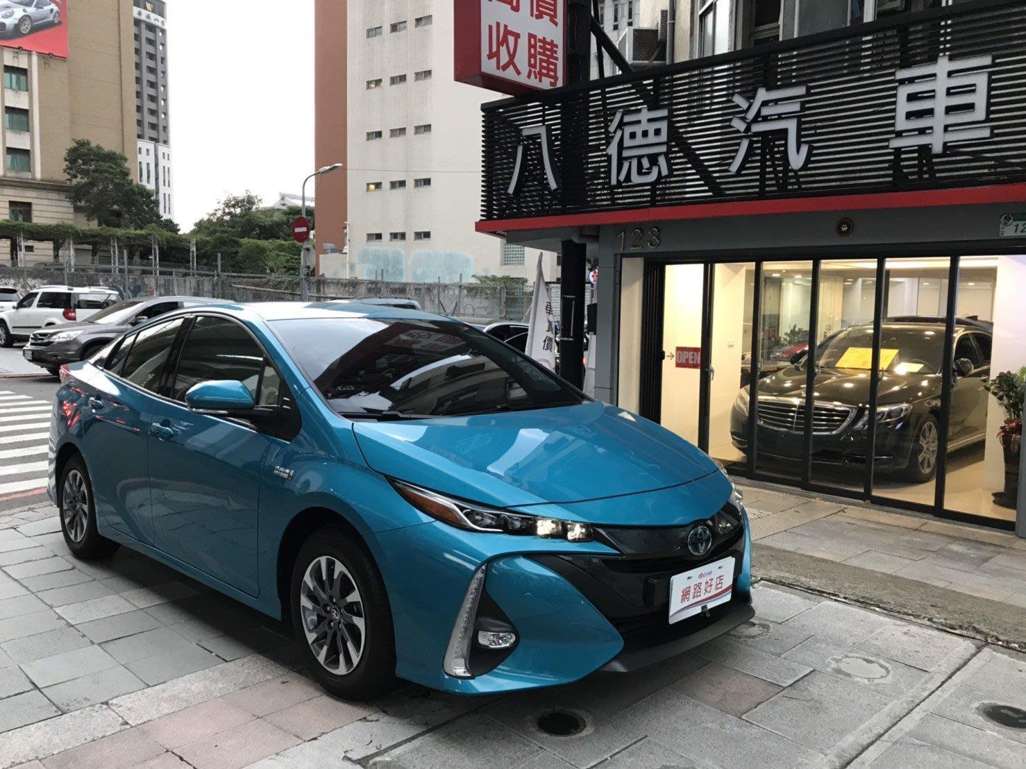 2017 Toyota 豐田 Prius