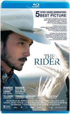 【藍光電影】騎士  再生騎士  The Rider (2017)