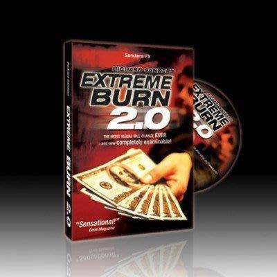 【意凡魔術小舖】史上最直觀的變鈔魔術---極限燃燒2.0 (道具+DVD)