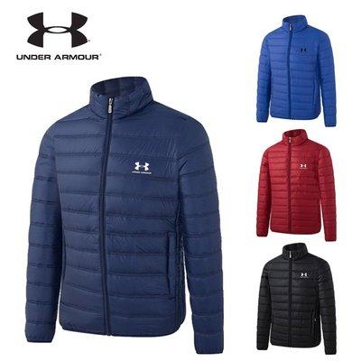 UA 羽絨外套 加厚保暖外套 防寒棉衣外套 防風男生外套 羽絨長袖外套Y102#