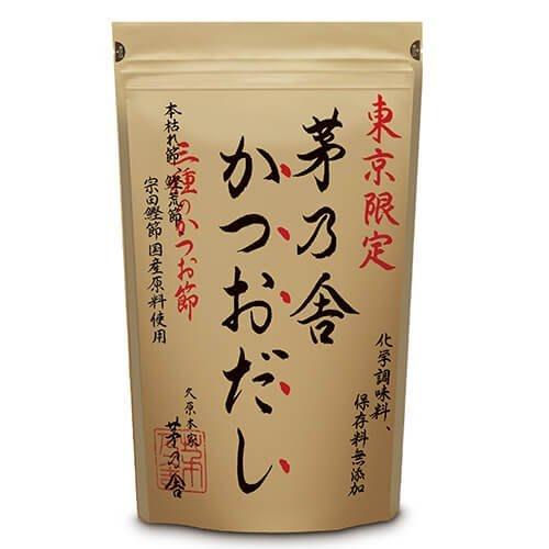 現貨 ◎日本◎ 茅乃舍 高湯 東京限定 大阪限定 濃郁柴魚 鰹魚 8g × 20袋入