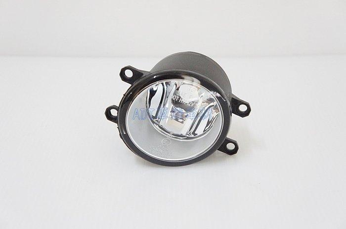 ~~ADT.車材.車材~~豐田 SIENNA 10 11 12 13 14 15 原廠型玻璃霧燈單邊價