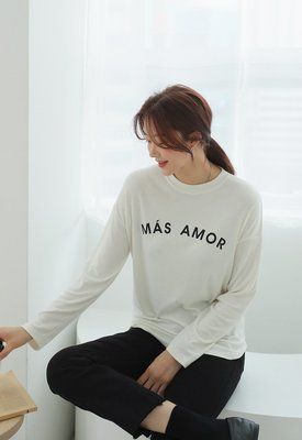 /SAFA/ 韓 簡約MAS AMOR棉衣【0215A083】
