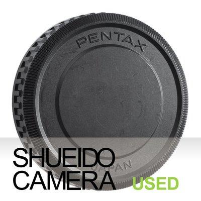 集英堂写真機【1個月保固】中古良上品 / PENTAX 645 原廠 後鏡頭蓋 645 鏡頭 用 #60 18043