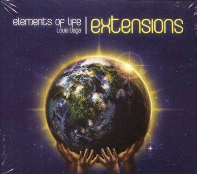 八八 - Louie Vega - Elements Of Life Extensions