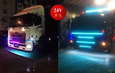 綠能基地㊣正發光 24V 燈條 矽膠燈...