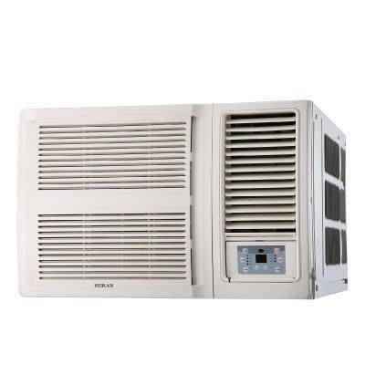 *~新家電錧~*【禾聯HERAN HW-GL41C】白金旗艦變頻單冷R32無線遙控窗型冷氣【實體店面】