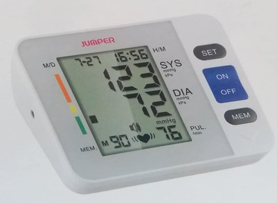 Jumper blood pressure monitor $430