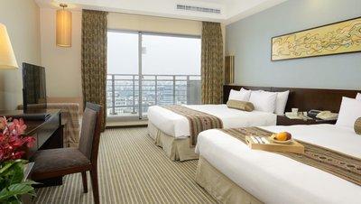 嘉義市耐斯王子大飯店平日優惠價4099元含2客早餐+加贈下午茶二客五星級飯店