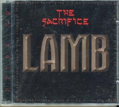 【嘟嘟音樂2】Lamb - The Sacrifice  (全新未拆封)