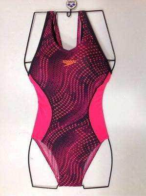 Speedo 泳裝 連身泳裝 運動連身泳裝 尺寸:30、32、34