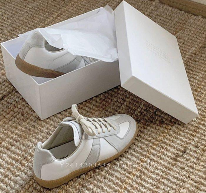 【代購】熱門搶手 MAISON MARGIELA  小白鞋  休閒鞋
