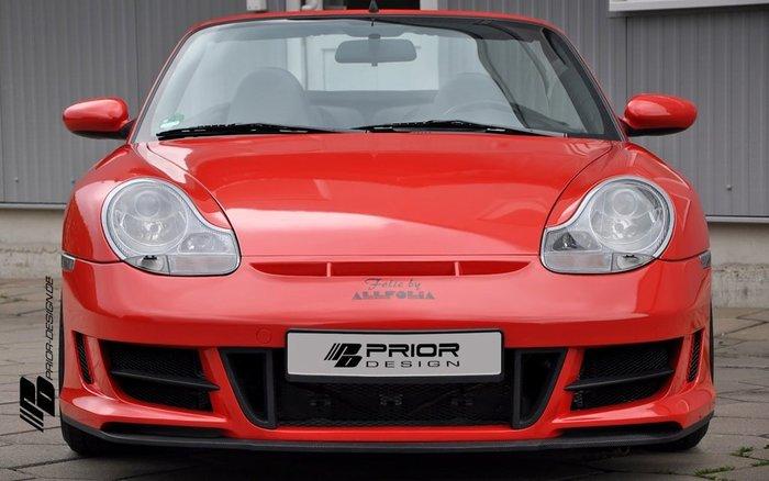 【樂駒】PRIOR-DESIGN (PD) PD1 空力套件 Porsche 911 996