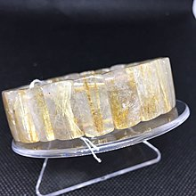 鈦晶手排 重66.2克 寬19咪 手圍19.5 編號A24