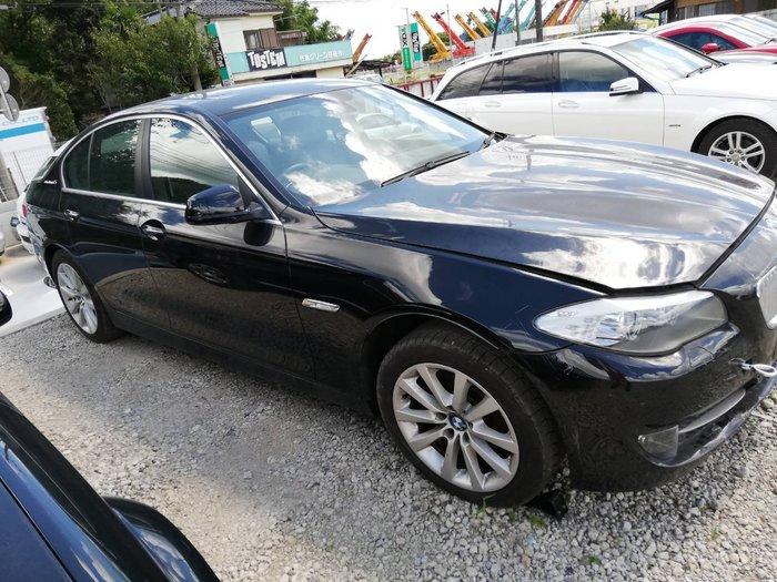 BMW F10 535日本外匯油電零件車拆賣 N55引擎