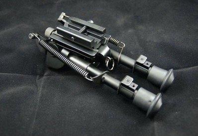 《GTS》ASG M3 戰術金屬腳架20mm快拆魚骨座/腳架豆雙用版-VSR/AS01/T10/L96狙擊槍17424
