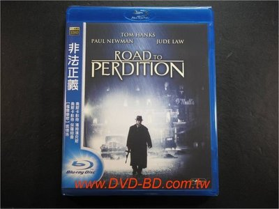 [藍光BD] - 非法正義 Road To Perdition ( 得利公司貨 )