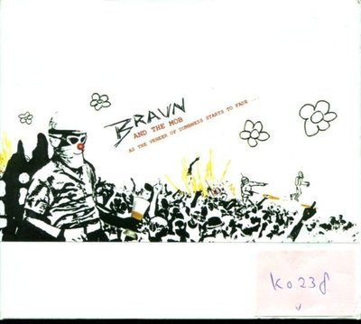 *真音樂* BRAVIN & THE MOB 二手 K0238  (清倉.下標賣3)