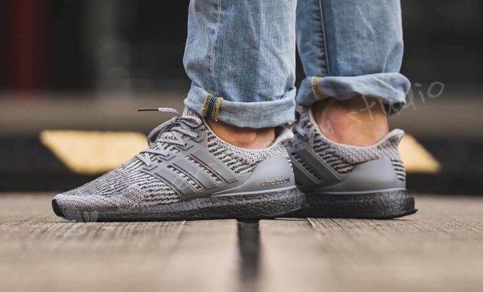 Adidas Ultra Boost Triple Grey 3.0