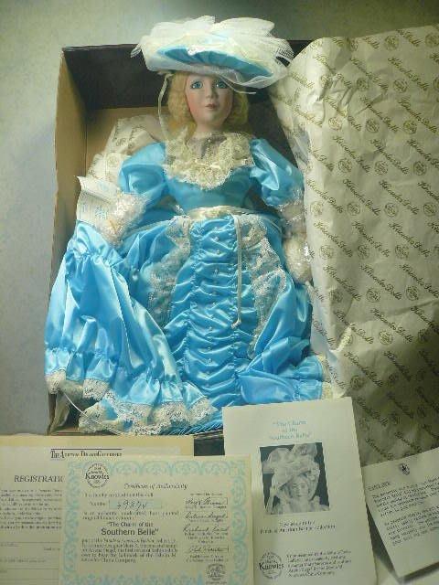THE ASHTON-DRAKE GALLERIES早期收藏 典藏級洋娃娃