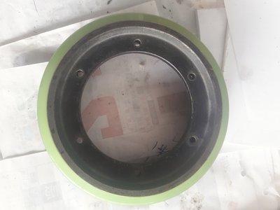 電動堆高機/油壓拖板車/驅動輪/輔助輪/重新包膠