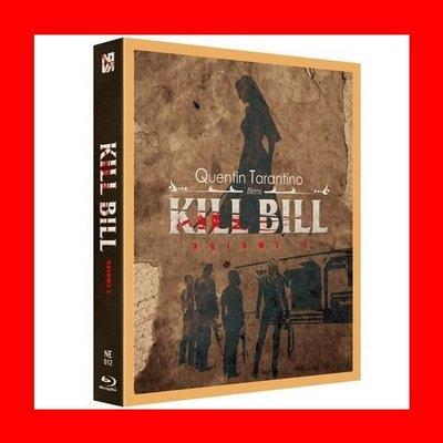 【BD藍光】追殺比爾2:外紙盒限量鐵盒版B款(繁中字幕)Kill Bill 2黑色追緝令 霸道橫行導演
