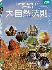 <<影音風暴>>(BBC)大自然法則  DVD  全194分鐘(下標即賣)140148