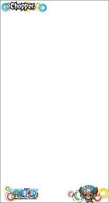 【出清】東映 原廠授權,正版 航海王 / One Piece彩繪螢幕保護貼,HTC ONE / M8 專用