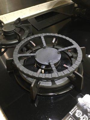 【福大廚具】瓦斯爐補助爐架 輔助爐架 鑄鐵爐架 輔助架 適用4.5.6腳爐架/卡式爐