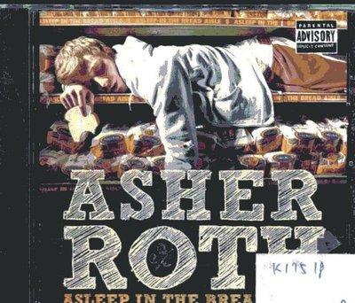 *真音樂* ASHER ROTH / ASLEEP IN THE BREAD AISL 二手 K17518 (封面底破)