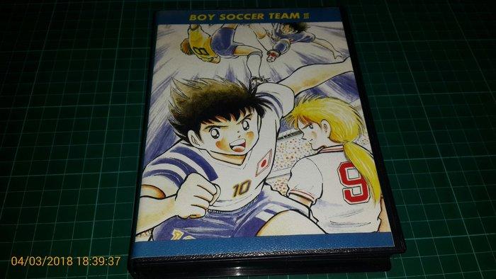 早期任天堂遊戲卡帶《BOY SOCCER TEAM III》【CS 超聖文化讚】