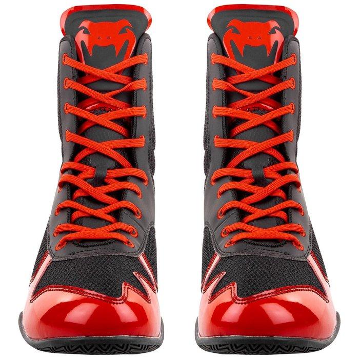 [古川小夫] VENUM毒蛇拳擊鞋12號 VENUM 新款拳擊鞋 台灣現貨限量零碼尺寸 12號 潮鞋 拳擊鞋黑紅